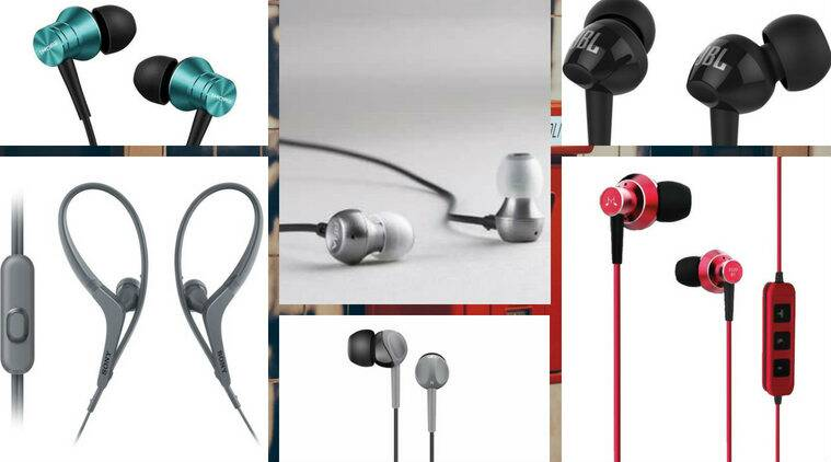 Best Earphones To Buy In India Under Rs 2 000 In August 2018 Technology News The Indian Express