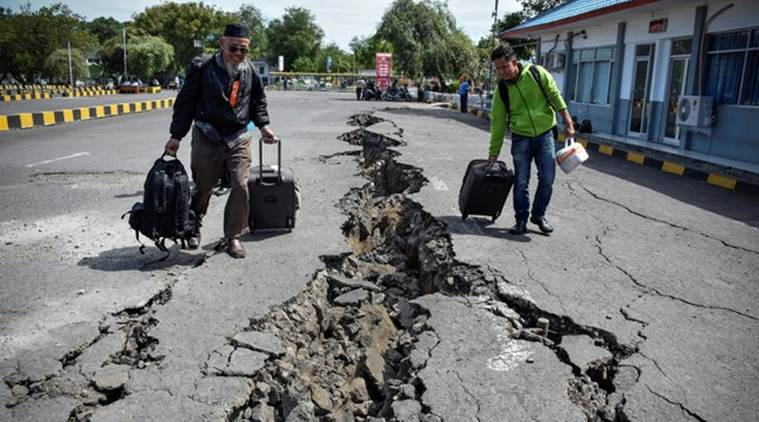 Quakes in Indonesia represent a kind of seismic activity that is different from the one seen in Nepal in 2015