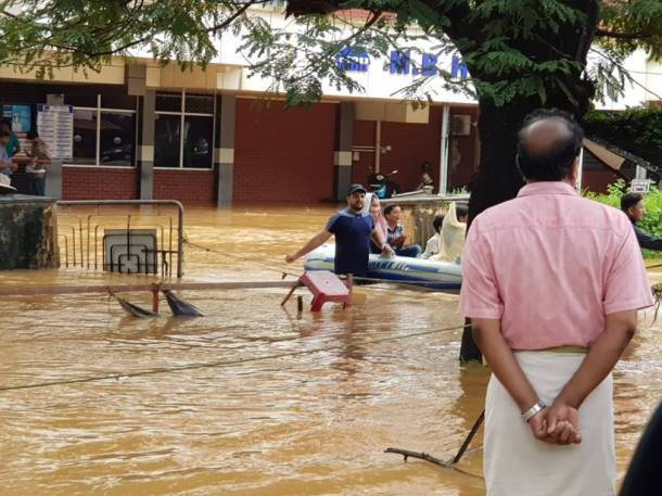 kerala rains, flood, southwest monsoon, kochi airport, red alert,
