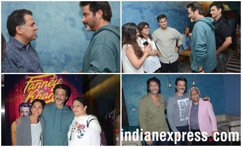 Fanney Khan screening photos