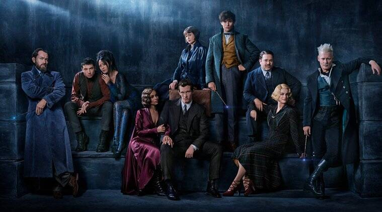 Fantastic Beasts: The Crimes of Grindelwald cast description