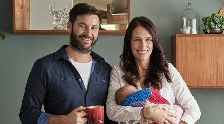 New Zealand Prime Minister Jacinda Ardern finds new focus as a parent