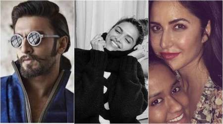 Have you seen these photos of Deepika Padukone, Ranveer Singh and Katrina Kaif?