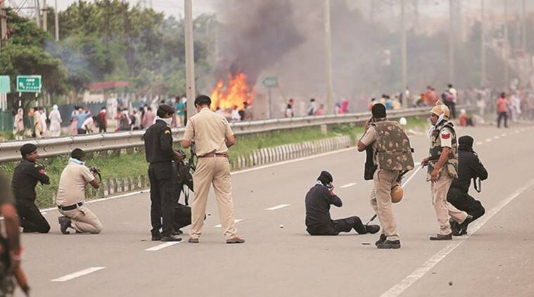 Guru in jail, most of followers accused of Panchkula violence are now out on bail