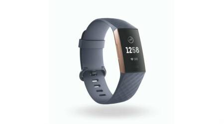 Fitbit Charge 3 with swim tracking launched in India: Price, specifications, availability
