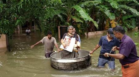 Kerala floods LIVE updates: Nearly 100 dead, PM Modi to visit flood-hit state today
