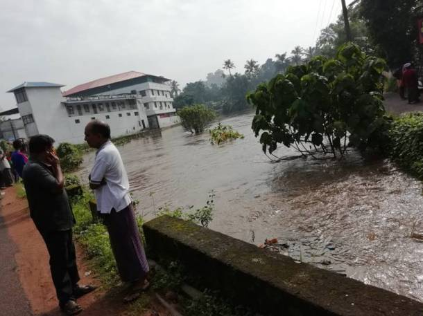 Flight arrivals suspended as heavy rains batter Kerala