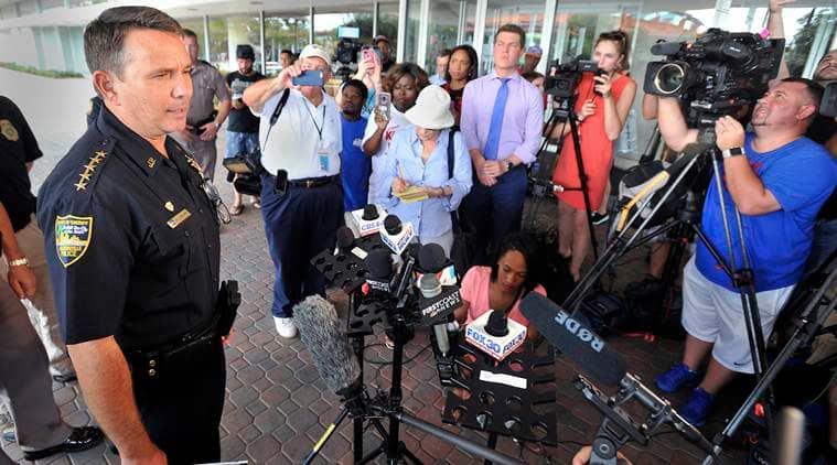 Who was Florida Jacksonville shooter David Katz