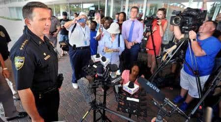 Who was Florida Jacksonville shooter DavidKatz?