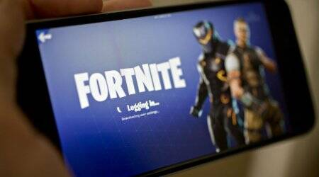 Fortnite has picked a favourite in the battle between Apple and Android