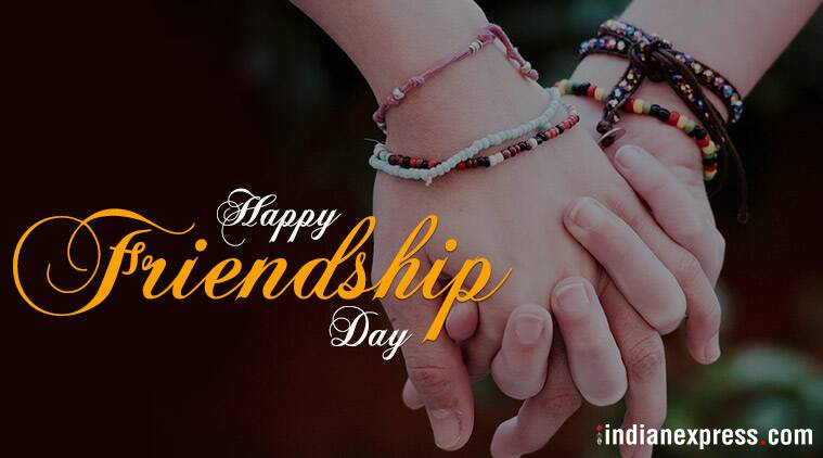 Happy Friendship Day 2018 Wishes Where To Celebrate And Bollywood Bffs Catch All The Buzz Here Lifestyle News The Indian Express