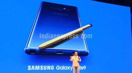 Samsung Galaxy Note 9 launched in India: Price, specs, availability, etc