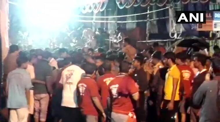 Bihar: 15 injured in a stampede at Muzaffarpur's Garibnath Temple