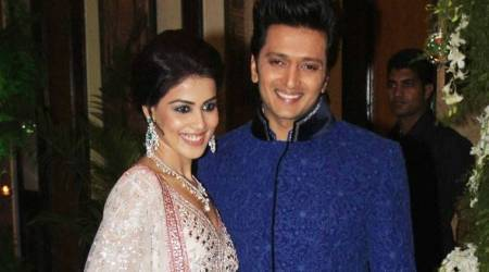 Riteish Deshmukh makes wife Genelia Dsouza's birthday extra special