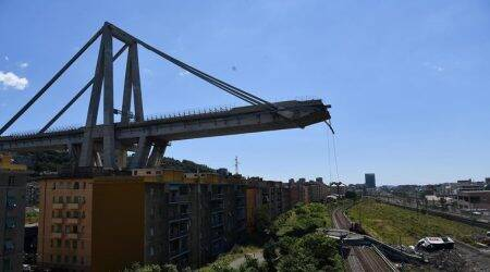 World news wrap | Bridge collapse in Italy kills 39, leads to political blame-game