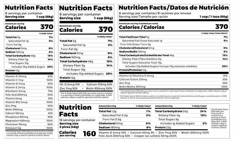 food labels, food products, how to read a food label, a beginners guide to food labels, understanding food labels, indian express, indian express news