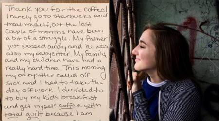 'Spread some kindness': Student's small act of paying for a stranger's coffee is warming hearts on Twitter