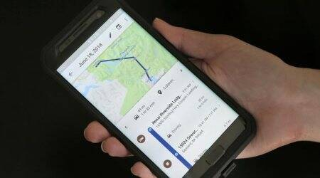 Google tracks your location, even when you tell it not to do so
