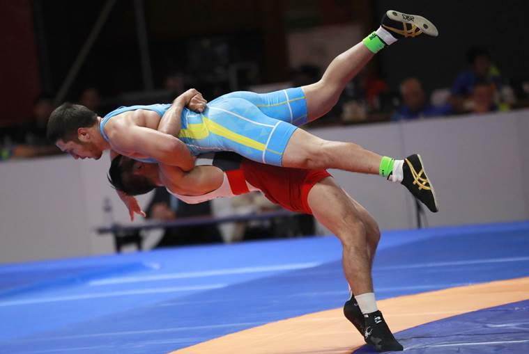 World Wrestling Championships Greco Roman Wrestlers Struggles Continue Sports News The Indian Express