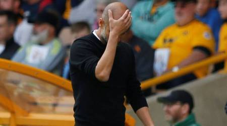 Premier League: Manchester City fight back for 1-1 draw at boldWolves