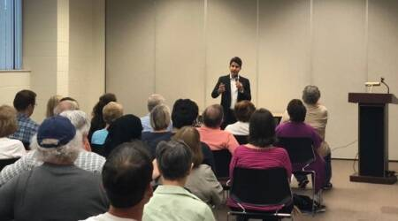 Indian-American running for US Congress to fight against growing corporateinfluence