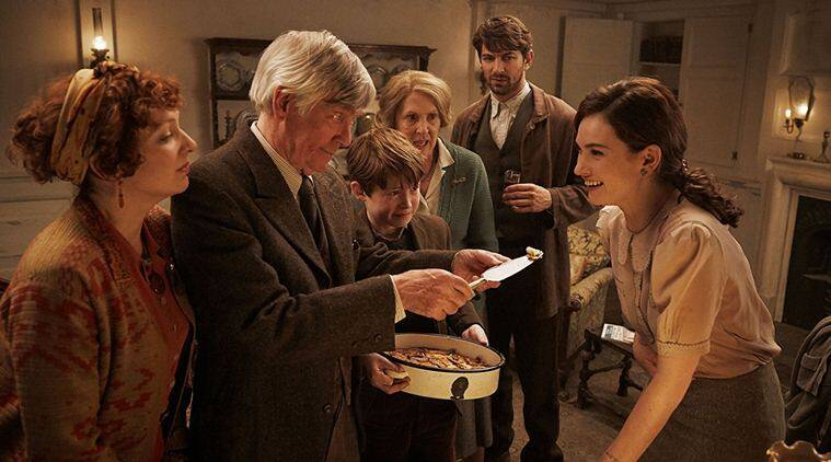 The Guernsey Literary and Potato Peel Pie Society movie review