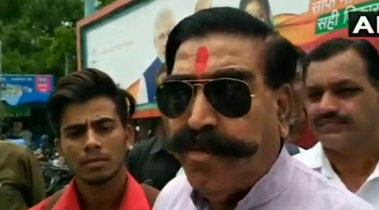 Jawaharlal nehru was not pandit as he ate beef, pork: BJP MLA Gyan Dev Ahuja