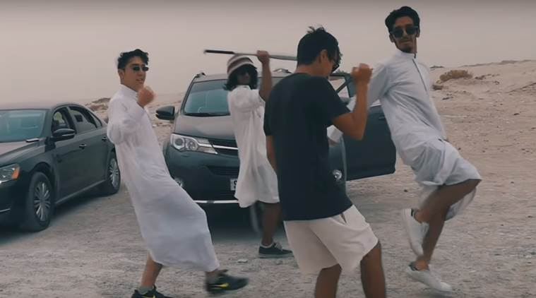 'Habibi do you love me': A Kiki Challenge inspired parody slammed for sexism