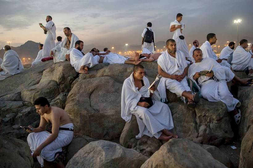 Hajj 2018: Over two million Muslims begin their journey to