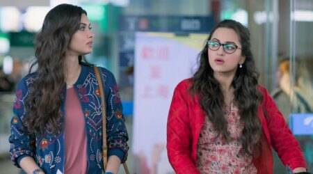 Happy Phirr Bhag Jayegi box office collection Day 3: Sonakshi Sinha film earns Rs 11.78 crore