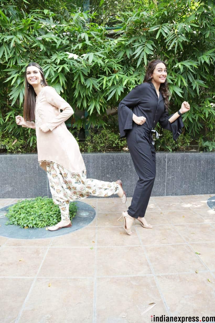 happy phirr bhag jayegi promotion photos