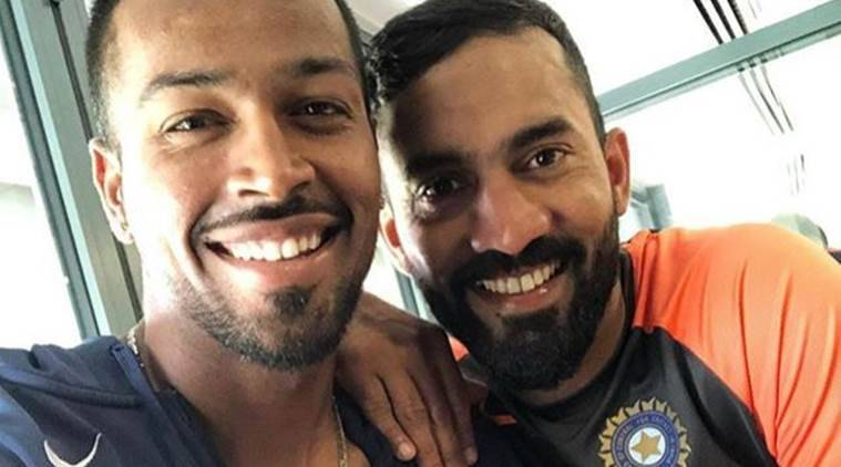 Hardik Pandya finds 'No. 1 love' in Dinesh Karthik; Dipika ...