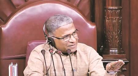 On Day One as deputy chairman of Rajya Sabha, Harivansh shows rule book to govt