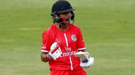 Harmanpreet Kaur guides Lancashire Thunder to victory with six on Super League debut