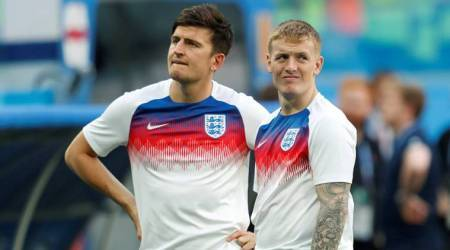 Leicester City, Leicester City Claude Puel, Claude Puel news, Harry Maguire, sports news, football, Indian Express