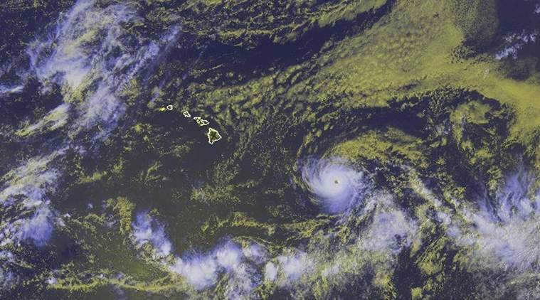 Subtropical Storm Debby forms far out over the Atlantic