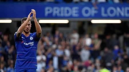 Eden Hazard rules out Chelsea exit this month