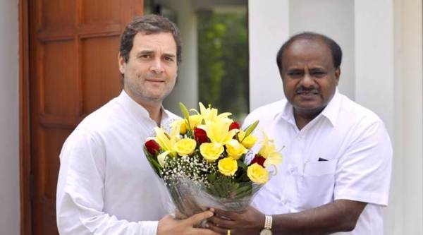 CM urges Rahul Gandhi to give nod for Karnataka cabinet expansion