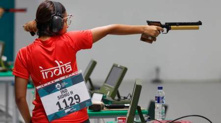 Asian Games 2018 Live Streaming India Shooting Live Score and Updates
