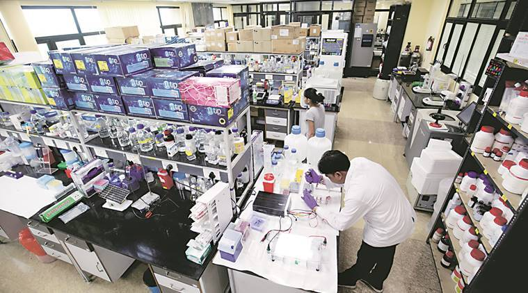 At a lab in Faridabad, efforts to develop a vaccine for HIV