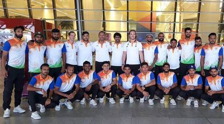 Indian men and women's hockey teams leave for Asian Games