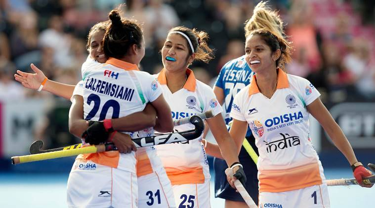 Women's Hockey World Cup 2018: India blank Italy for quarters spot