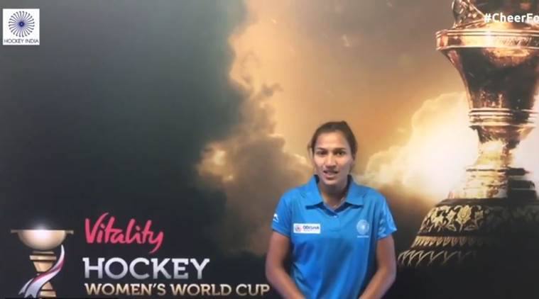 India vs Ireland, Women's Hockey World Cup