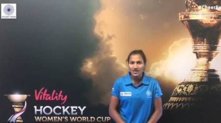 Women's Hockey World Cup: India captain Rani Rampal asks fans for support ahead of quarterfinal clash