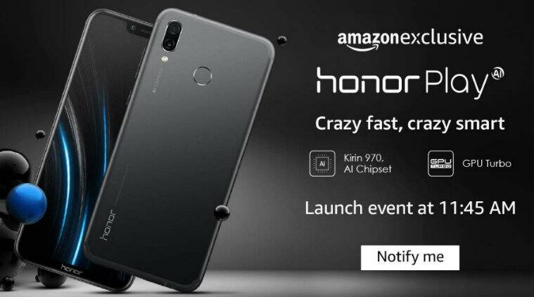 honor play, honor play launch, honor play india launch, honor play price, honor play price in india, honor play specifications, honor play features, honor play smartphone, honor play launch live, honor play live launch, honor play india launch price