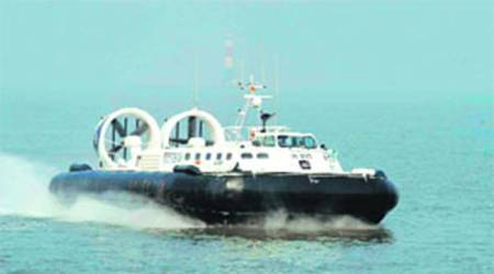 Mumbai: In 18 minutes, hovercraft to connect island city to Navi Mumbai