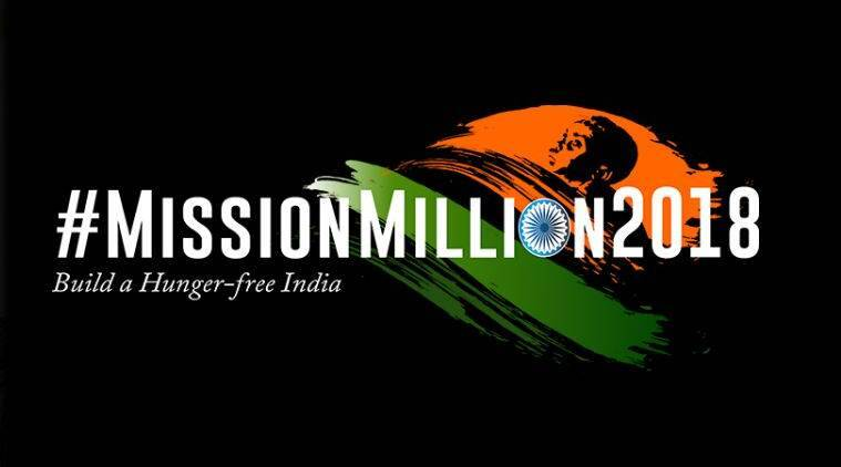 On Independence Day, this organisation aims to feed a million of India's hungry