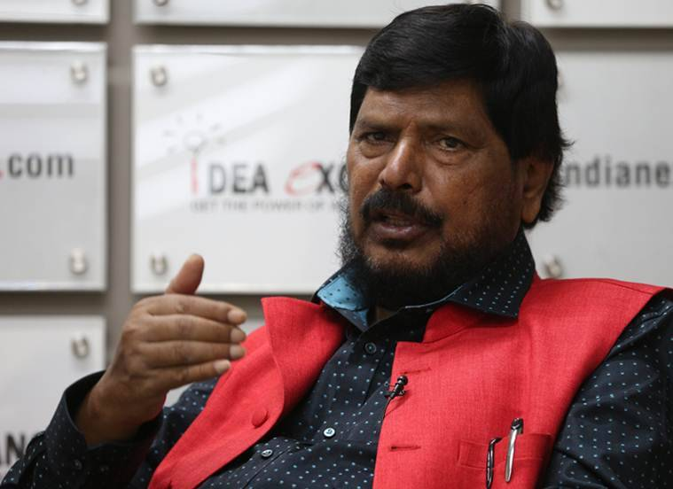 Being minister, not affected by fuel prices; might suffer if I lose ministerial post: Ramdas Athawale