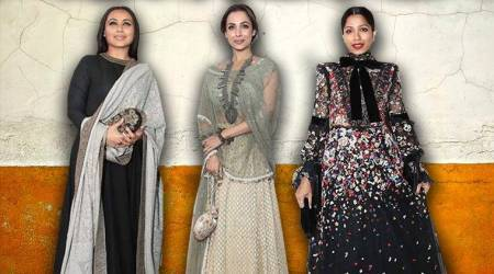 Malaika Arora, Rani Mukerji, Freida Pinto: Best dressed at the Indian Film Festival Melbourne