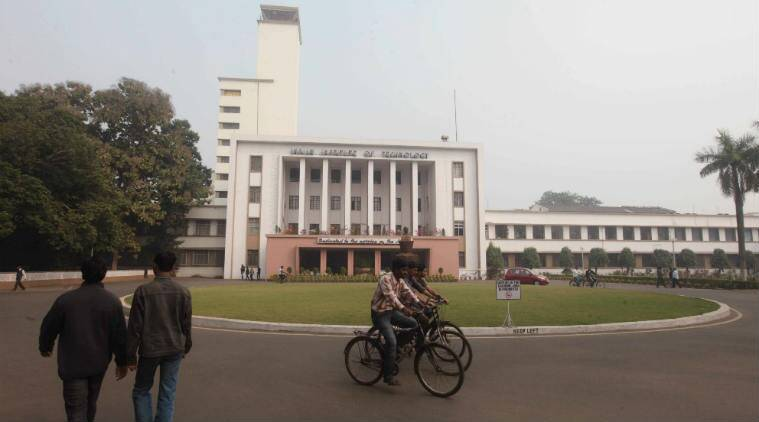 IIT Kharagpur, IIT, IIT Kharagpur campus, smart college campus